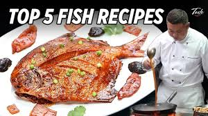 Fish Recipes From Master Chef John ...
