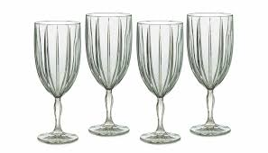 marquis omega iced beverage glass set