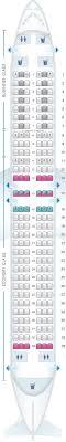 plan de cabine klm boeing b737 900