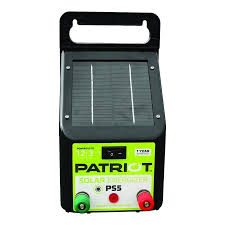 Patriot Patriot Ps5 Solar Energizer 0 04 Joule In The Electric Fence Chargers Department At Lowes Com