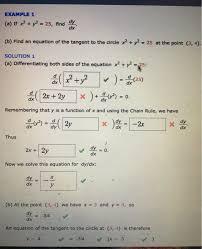 if x2 y2 25 find dy dx b