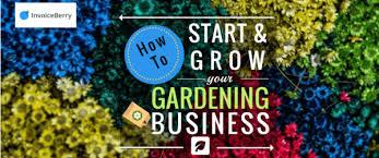gardening business inberry blog