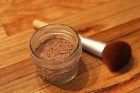 diy all natural face powder from