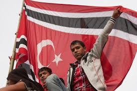 印尼亞齊示威支持掛獨立旗- Yahoo奇摩新聞