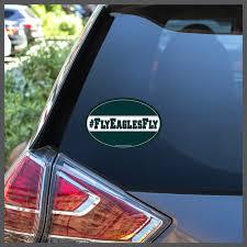 Nfl Philadelphia Eagles Flyeaglesfly Decal Or Car Magnet