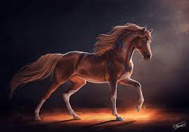 hd wallpaper fantasy s horse