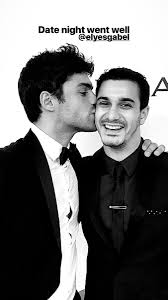 "Elyes Gabel Fans on Twitter: ""These two 🔥 #MCM @ElyesGabel and ..."