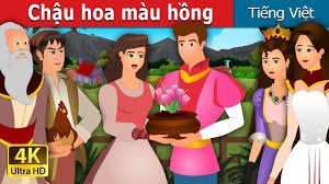Công chúa mùa xuân | The Princess of Spring Story in Vietnam | Truyện cổ  tích việt nam - YouTube