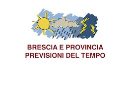 Il meteo di mercoledì 26 agosto a Brescia e provincia