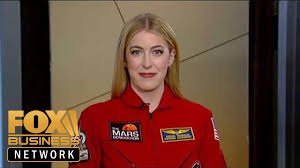 Abigail Harrison aspires to be first astronaut on Mars - YouTube
