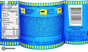 2961 nissin cup noodles seafood flavor