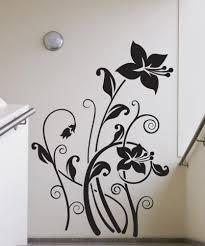 Vinyl Wall Decal Sticker Tall Lilies 1506 Stickerbrand