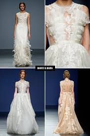 favorite wedding dresses from barcelona
