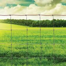Red Brand 4 Ft X 100 Ft Sheep And Goat Fence 70305 The Home Depot