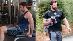 hugh jackman workout for getting in