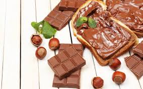 تحميل خلفيات الصورة البندق الشوكولاته نوتيلا عريضة 2560x1600