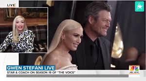 Gwen Stefani engagement ring from Blake ...