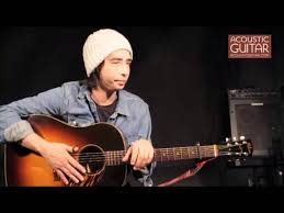 Real-World Rigs From Acoustic Guitar - Jackie Greene - YouTube