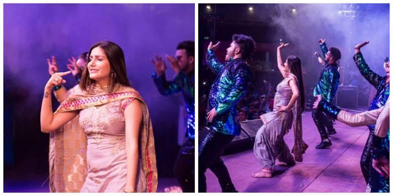 Sapna Choudhary Ke Gane Viral New Instagram Song