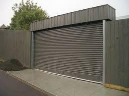 Fenceline Roller Doors Rj Doors Roller Doors Garage Exterior Garage Door Design