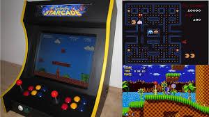 arcade machine powered by raspberry pi