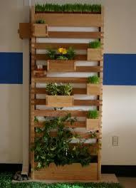 rainwater harvesting vertical garden