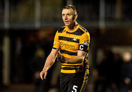Alloa's Andy Graham on life as a part-time player in the time of Covid |  HeraldScotland