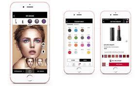 sephora s virtual artist app allows you