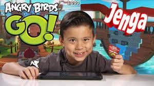 Angry Birds GO! JENGA - App Content Code GAMEPLAY - 3 STARS ...