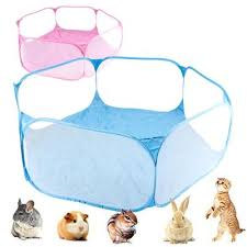 Indoor Outdoor Small Animal Cage Game Playground Fence For Hamster Chinchillas And Guinea Pigs Buy At A Low Prices On Joom E Commerce Platform
