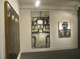 Lester Johnson at Acme Fine Arts - Berkshire Fine Arts
