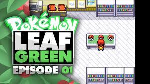 Pokémon Leaf Green Randomizer Nuzlocke Part 1: How Random Can We ...