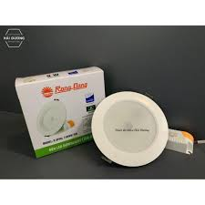 Đèn led downlight âm trần cảm biến 7W - 9W Rạng Đông - Bảo hành 2 năm