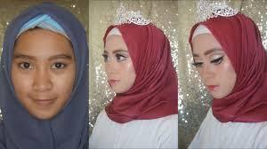 makeup ala barbie