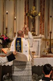 RORATE CÆLI: New Traditional Latin Mass in NYC: new home for the ...
