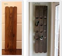 6 versatile wall mounted wine rack