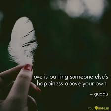 love is putting someone e quotes writings by jstcallme