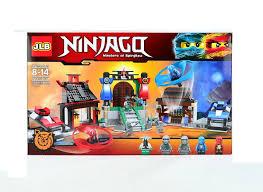 Jlb 3D31 (NOT Lego Ninjago Movie Ninjago's World ) Xếp hình Thế ...