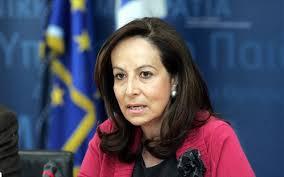 Άννα Διαμαντοπούλου: Δεν με αφορά η Προεδρία της Δημοκρατίας ...