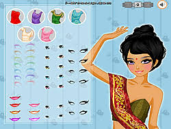 indian wedding makeover game play