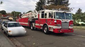 Santa Rosa Fire Department Truck 1 ...