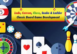 snake ladder board game development