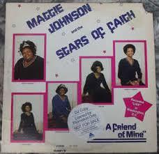 Mattie Johnson And The Stars Of Faith - He's A Friend Of Mine (1980, Vinyl)  | Discogs