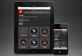 A Club / Hollister Club Cali by Adam Jesberger, via Behance | Web design,  Web design inspiration, Mobile web design