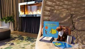 Fort Blu Kids Camping Package Bloomington Mn Hotel Offers