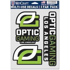 Optic Gaming Los Angeles Auto Accessories Optic Gaming Car Decals Optic Gaming Los Angeles Lanyards Shop Callofdutyleague Com