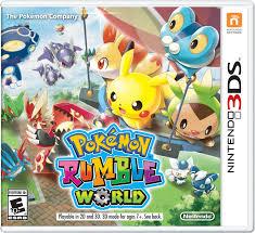 Pokemon Rumble World | Nintendo 3DS