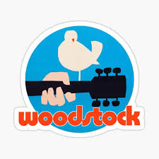 Woodstock Stickers Redbubble