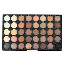 colors natural makeup set eye shadow