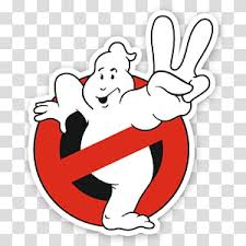 Decal Bumper Sticker Ghostbusters Slimer Wall Decal Film Proton Pack Ghostbusters Ii Finger Thumb Arm Transparent Background Png Clipart Hiclipart